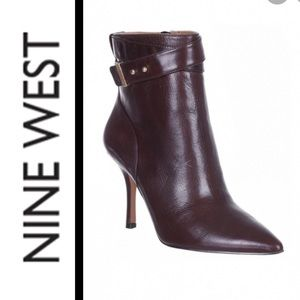 Nine West Gawker Leather Boots